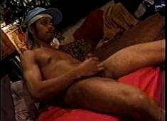 A Horny Wanking Str8t Thug  - Black Stud Vids